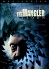 DVD Cover of The Mangler Reborn