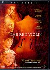 DVD Cover of The Red Violin