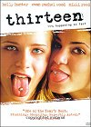 DVD Cover of Thirteen