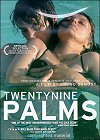 DVD Cover of Twentynine Palms