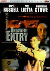 DVD Cover of Unlawful Entry