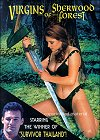 DVD Cover of Virgins of Sherwood Forest