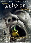 DVD Cover of Wendigo