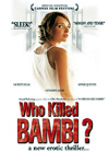 DVD Cover of Who Killed Bambi?