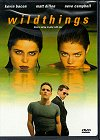 DVD Cover of Wild Things