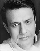 Headshot of Ajay Mehta