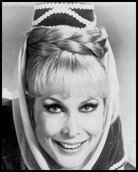 Headshot of Barbara Eden