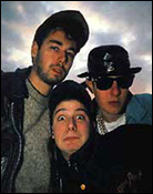 Headshot of Beastie Boys