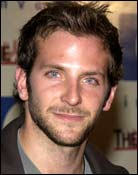 Headshot of Bradley Cooper