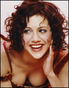 Headshot of Brittany Murphy