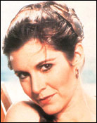 Headshot of Carrie Fisher
