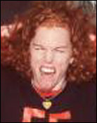 Headshot of Carrot Top