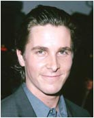 Headshot of Christian Bale