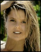 Headshot of Christie Brinkley