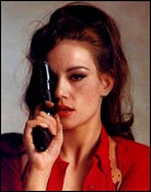 Headshot of Claudine Auger