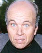 Headshot of Clint Howard