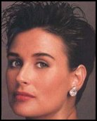 Headshot of Demi Moore