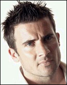 Headshot of Dominic Purcell
