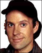 Headshot of Dwight Schultz