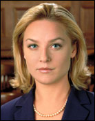Headshot of Elisabeth Rohm