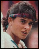 Headshot of Gabriella Sabatini