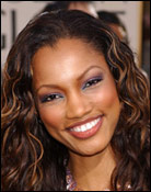 Headshot of Garcelle Beauvais