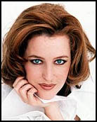 Headshot of Gillian Anderson