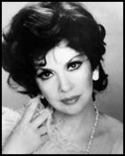 Headshot of Gina Lollobrigada