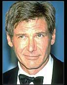 Headshot of Harrison Ford