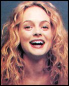Headshot of Heather Graham