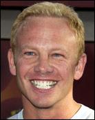 Headshot of Ian Ziering