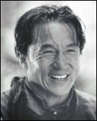 Headshot of Jackie Chan
