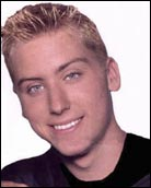 Headshot of Lance Bass