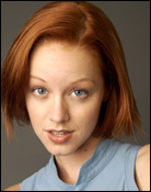 Headshot of Lindy Booth