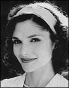 Headshot of Mary Elizabeth Mastrantonio