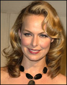 Headshot of Melora Hardin