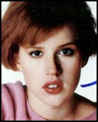 Headshot of Molly Ringwald