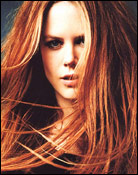Headshot of Nicole Kidman