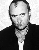 Headshot of Phil Collins