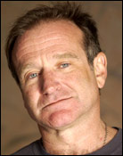 Headshot of Robin Williams