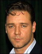 Headshot of Russell Crowe