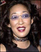 Headshot of Sandra Oh
