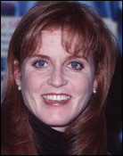 Headshot of Sarah Ferguson