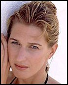 Headshot of Steffi Graf