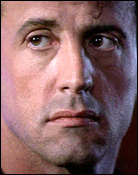 Headshot of Sylvester Stallone