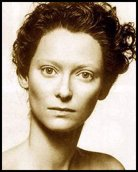 Headshot of Tilda Swinton