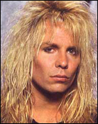 Headshot of Vince Neil