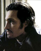 Headshot of Vincent Gallo