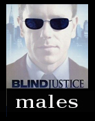 Headshot of male Blind Justice