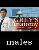 Headshot of male Grey's Anatomy